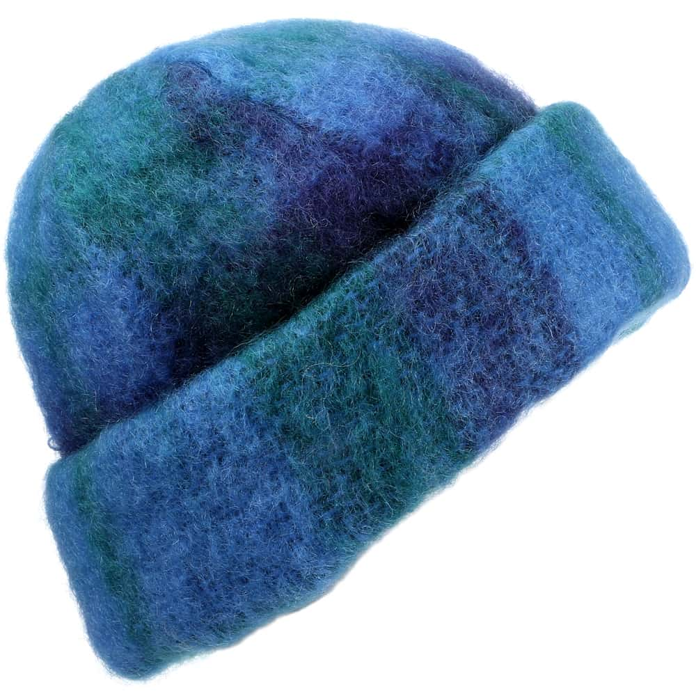 ce0b3d3ae7ec2 Mohair Pull on Hat